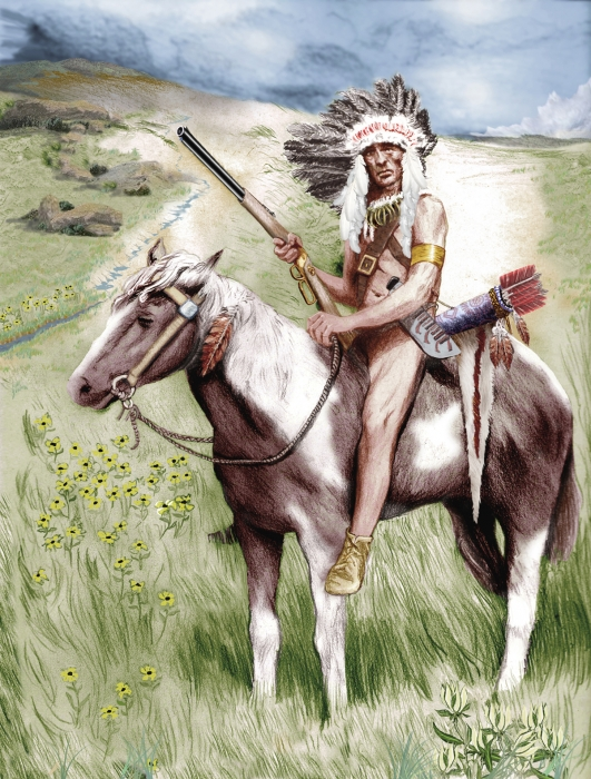 Geronimo par jpoulos2561